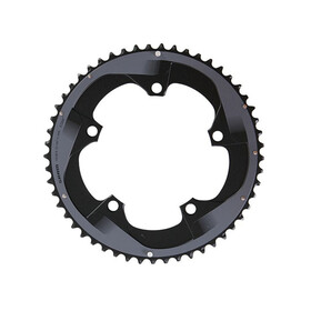 SRAM Road kettingblad Rood/Force 130 mm boutcirkel grijs/zwart